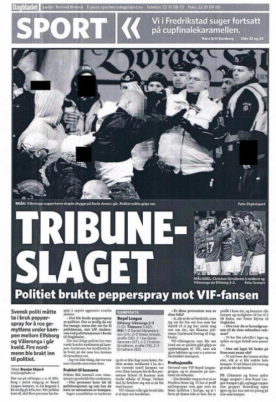 Dagbladet Elfsborg